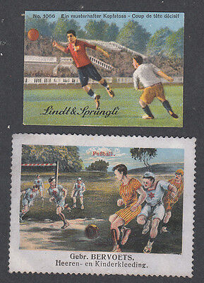 Poster Stamps  FOOTBALL SPORT