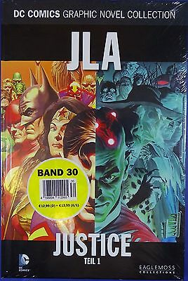 Dc Comics Graphic Novel Collection 30 - Jla - Justice 1  #7#