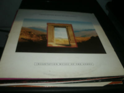 Incantation - Music Of The Andes. Vinyl Lp Record.