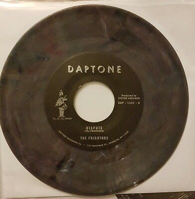 "The FRIGHTNRS - Dispute - Vinyl (7"") 1/200 random colour"