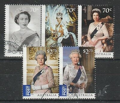 2015 Long May She Reign Used Set.
