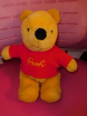 Disney's Winnie the Pooh Plush from Sears