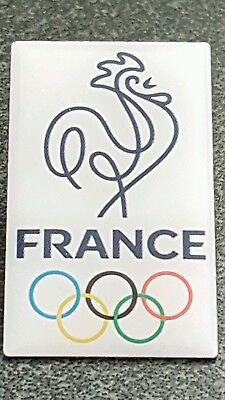 2016 Rio Olympic FRANCE NOC COMMITTEE PIN