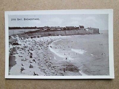 JOSS BAY, BROADSTAIRS - PUBLISHED BY A. H. & S. PARAGON SERIES (1950s)
