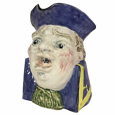 RARE Large Rye Pottery Toby/Character Jug - Sir Toby Belch - David Sharp
