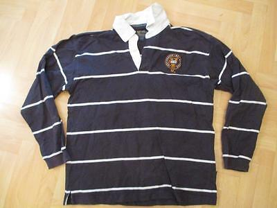 Official Product Oxford University blue rugby shirt top adult size