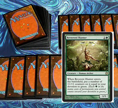 mtg GREEN DEVOTION DECK Magic the Gathering rare cards bow of nylea