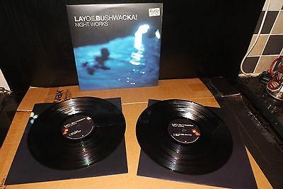 layo and bushwacka night works double 12 inch ep