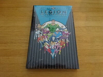 Rare Sealed Copy Of Legion Of Super-Heroes Archives Vol 2 Hc Graphic Novel! Dc!