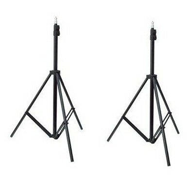 Ex-Pro 2x Light Stand for Photolamps Lighting Lamp Deflectors Umbrellas Diffuser
