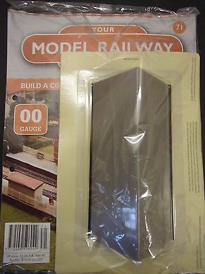 Your Model Railway Village Magazine No 71 parts for the church
