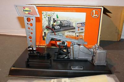 Lionel Vault - 12945 - Sunoco Operating Oil Pumping Station -- 0/027- New- B1