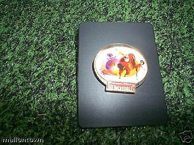 Disney Pixar The Incredibles Trading Pin Helen Bob Dash Violet Brand New On Card
