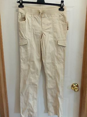 Girl's Faded Glory Cargo  Pants    Size  14   Nwt