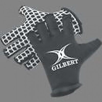 Gilbert Generic International Rugby Gloves Size Extra Large Fingerless