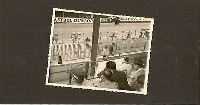 Isle Of Man Tt  1961  A  Trackside Fuelling Station   Photograph