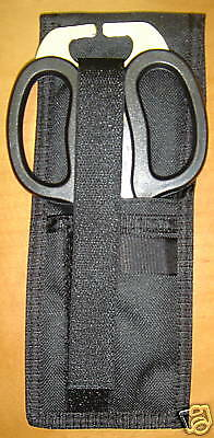 Emt Ems Paramedic Rescue Shears Scissors 11 Tools In 1 & Holster Pouch New