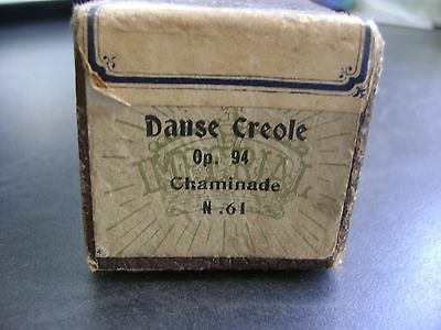 IMPERIAL X131 DANSE CREOLE Op.94 ( CHAMINADE ) PIANO ROLL