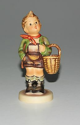 Hummel Figurine, Village Boy