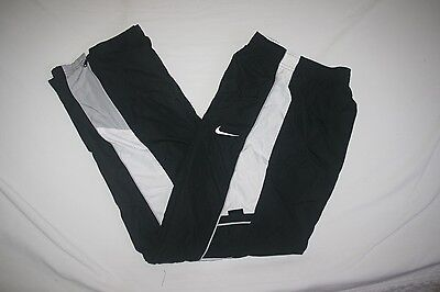 Nike Track Pant Wind Rain Lined Youth XL 18 NEW Black