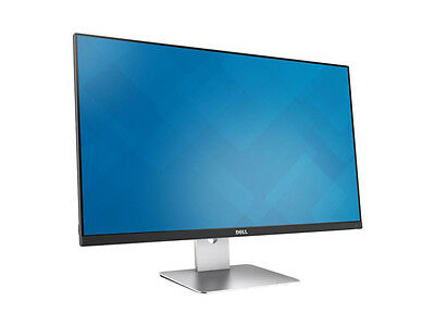 """Dell S2715H 27"""" Led Lcd Wide Screen Full Hd 1920X1080 Display Monitor Usa"""