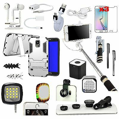 17 x Case Cover Bluetooth Speaker Monopod Fish Eye For Samsung Galaxy Note 4