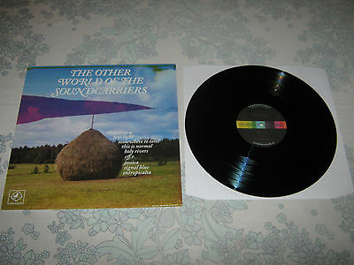 "THE SOUNDCARRIERS ""The Other World of the Soundcarriers"" LP broadcast stereolab"