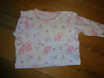 [r14] baby girls long sleeve top 0-3 months ****REDUCED POSTAGE****