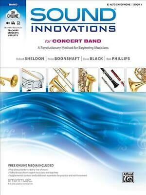 Alfred Sound Innovations 1 Combined Perc Bkcddvd 1197 Picclick