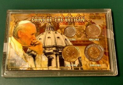 1996 Coins of the Vatican Mint Set #S