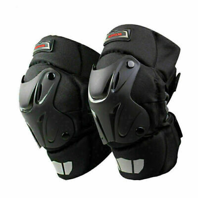 SCOYCO Motorcycle Dirt Bike ATV Adult Knee Pads Protective Guards Armor Gear Pad
