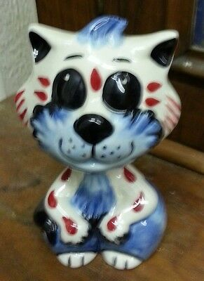 Lorna Bailey TAD the cat excellent condition FREE P&P