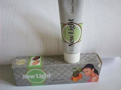 Zaban Super Fast Skin Lightening Cream - Ideal for Knuckles & Toes By New Light