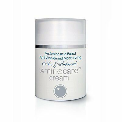 New & Improved Aminocare Face Cream - Better Skin Absorption & Anti Wrinkle 30g