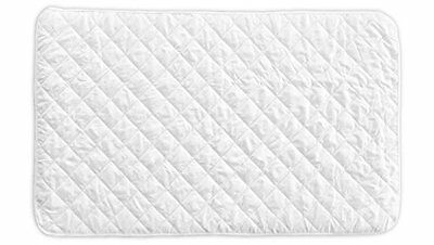 Baby Mattress Cover -Designed For Pack N Play & Mini / Portable Crib Mattress