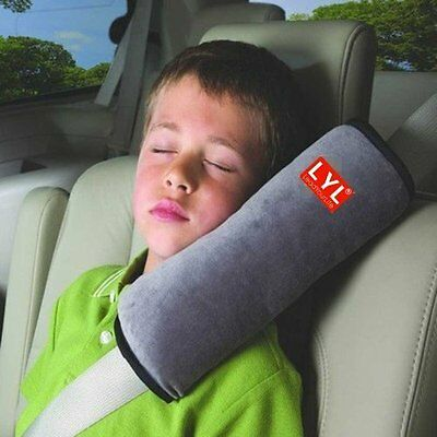 Shrink-Proof & Non-Deforming Children Seat Belt Pillow For Kids By Leadyourlife