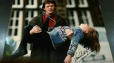 Autograph coloured  10x8 photo signed by Kevin Whately ( Inspector Lewis)