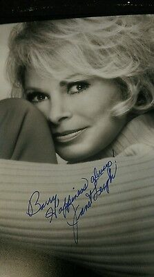 Autograph 10x8 photo signed by Janet Leigh