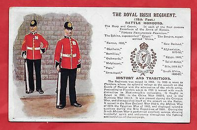 "The Royal Irish Regiment, ""history & Traditions"", Gale & Polden."