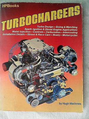 TURBOCHARGERS, Design, Matching, Ignition, Diesel, Carburetion Cars & Motorcycle