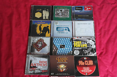 CD Collection (12 CDs)