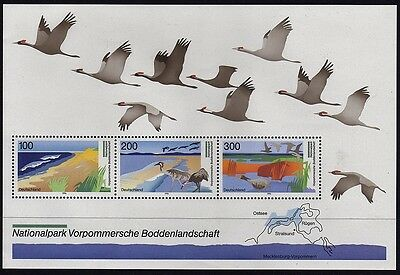 Germany 1996 Natoional Park SG MS2728 MNH