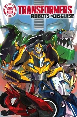TRANSFORMERS ROBOTS IN DISGUISE ANIMATED, Ball, Georgia, 97816314...