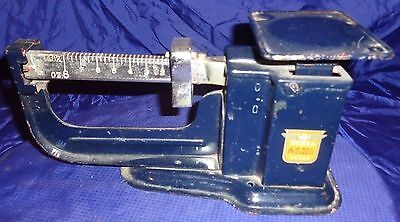 RP1907 Vtg Triner Air Mail Accuracy Postal Post Office Scale