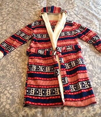 Kids One Direction Dressing Gown, 7-8 Years