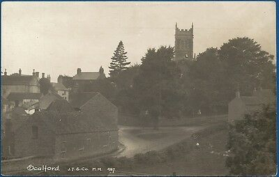 RP Postcard - Scalford, Leicestershire