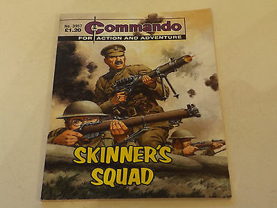 Commando War Comic Number 3957!!,2006 Issue,v Good For Age,11 Years Old,v Rare.