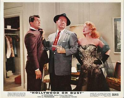 It's Hollywood Or Bust For Dean Martin Original Us Mini Lobby #2