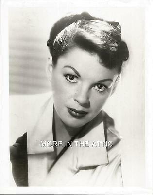 Young Judy Garland In Her Prime Hollywood Mgm Portrait Still #6