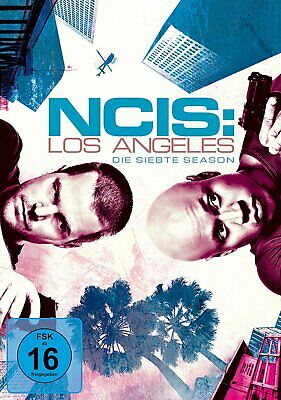 NCIS - Navy CIS: Los Angeles - Season/Staffel 7 # 6-DVD-BOX-NEU